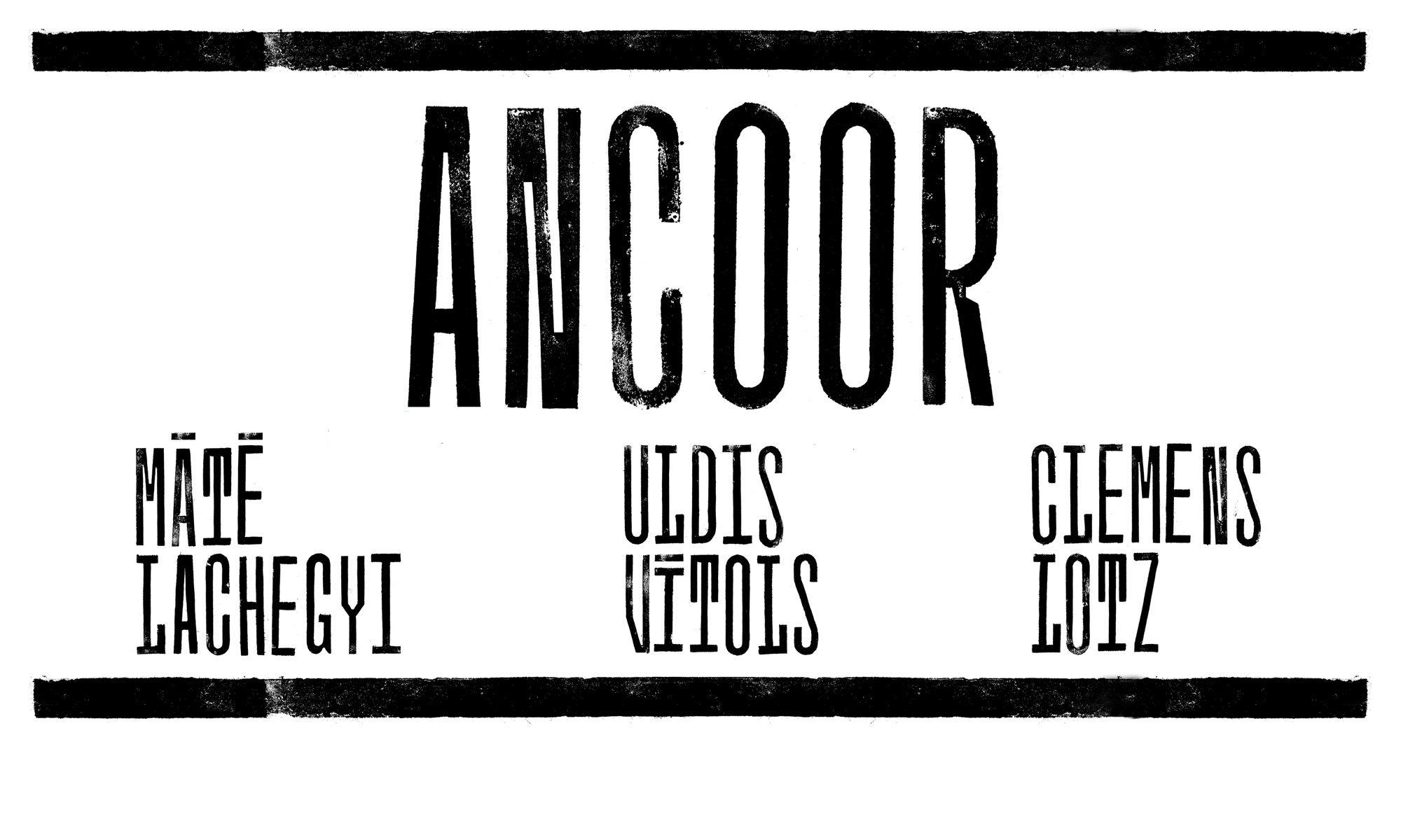 Ancoor